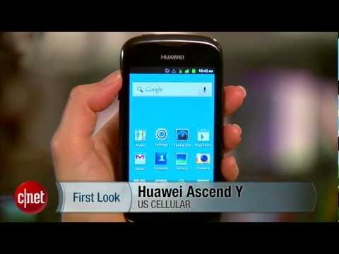 Huawei Ascend Y | Reviews, Features, Manual + Price Compare