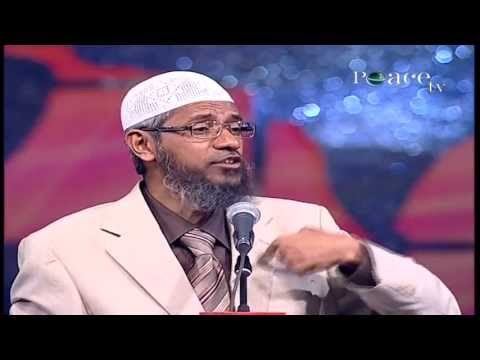 Why Muslims have Non Veg Food? Question from Dr Zakir Naik