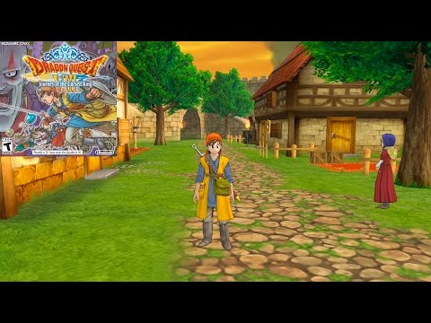citra 3ds emulator dragon quest viii: journey of the