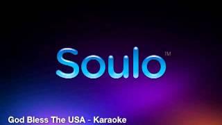 God Bless The Usa Karaoke