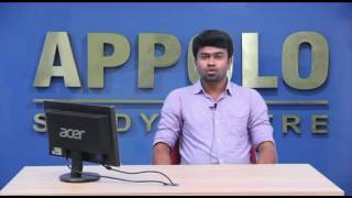 Appolo Study Center TNPSC Group 1 2013 Topper Muthu Madhavan DSP