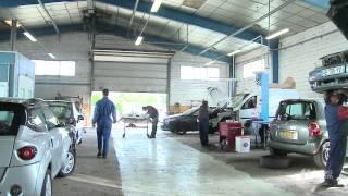 Carrosserie Harter Garage automobile à Metz - Marly