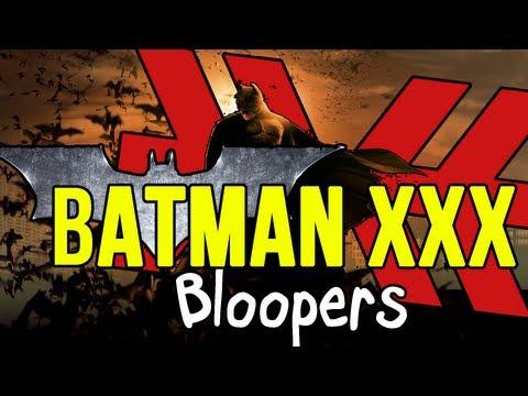 Batman Xxx Bloopers video