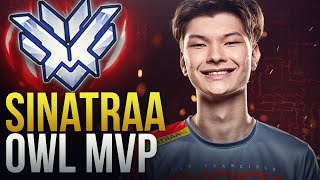 Sinatraa - OVERWATCH LEAGUE MVP 2019 - Overwatch Montage