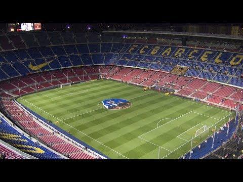 FC Barcelona Football Stadium Tour