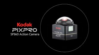 Kodak PIXPRO SP360 4K Promotion Video - promo