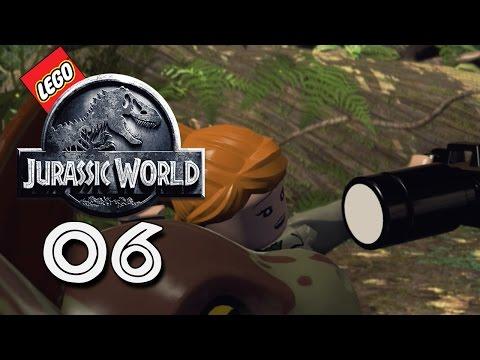 JURASSIC WORLD [006] - Ich mache Fotos von dir! HAHA! STIRB! ★ Let's Play Lego Jurassic World