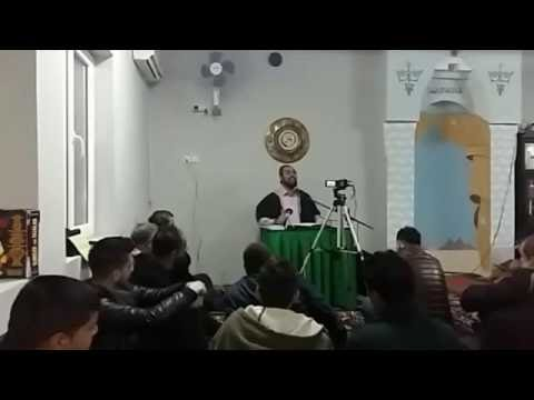 Miracles of Islam Angel apears in mosque
