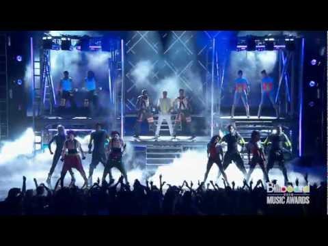 Justin Bieber Boyfriend LIVE  Billboard Music Awards 2012