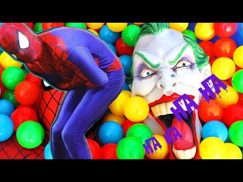 Nox,Spiderman  homecoming  trailer  2017, Homes ball-coiffure jocker thumbnail