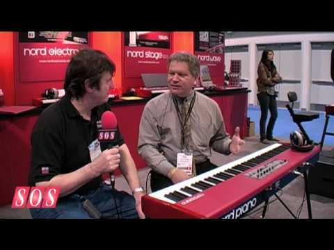 Nord Piano 88 - NAMM 2010