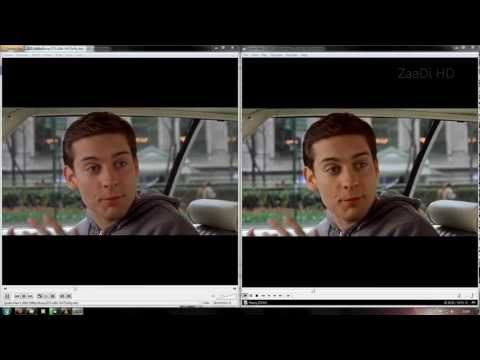 Video Comparison Between Vlc And Mpchc:ZaaDi HD