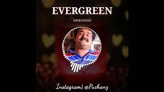 Chinkara kinnaram bgm | thaliraninjoru kilimarathile bgm -minnaram movie