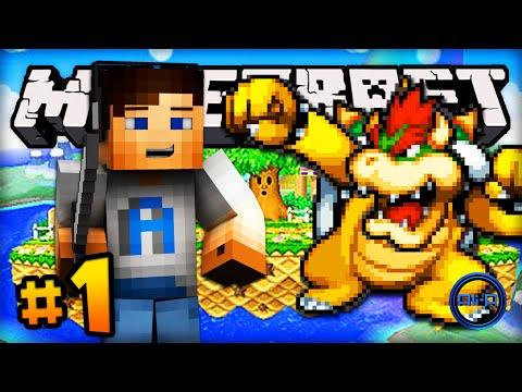 Minecraft Super Smash Bros -