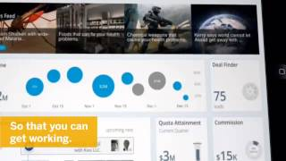 Engage Customers and Win Deals: SAP Cloud for Sales - Short Demo