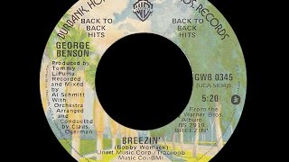 George Benson Breezin 39 1976 Jazzy Purrfection Version