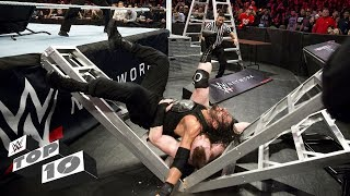 Download Extreme TLC Match moments: WWE Top 10, Oct. 21, 2017 3Gp Mp4