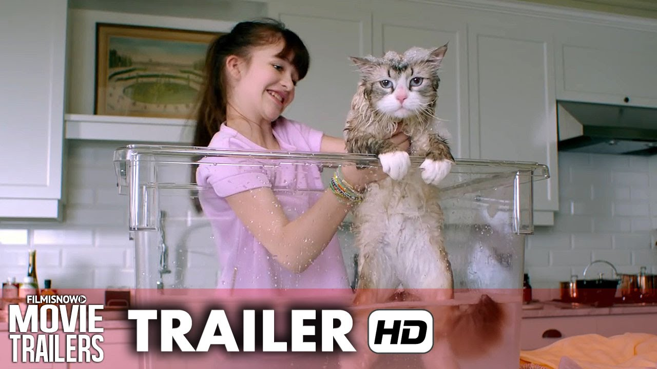 NINE LIVES ft. Kevin Spacey - New Official Teaser Trailer [HD]