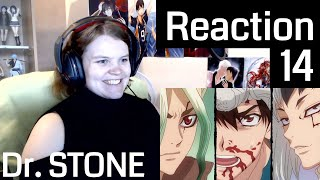 Dr. STONE Episode 14 Reaction