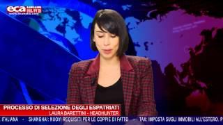 Eca Italia News - mobilità internazionale - ed. gennaio 2014