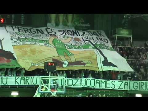 "Green White Boys ""600 metų"" choreo"