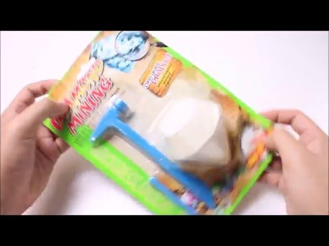 Diamond Mining - Dig It Out! Fossil Kit Toy