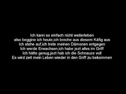 Eminem Not Afraid Deutsche Lyriks video