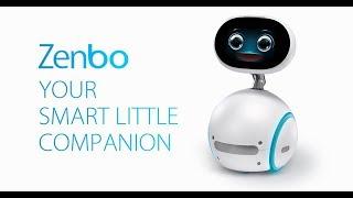 Robot Zenbo ASUS - Quản gia thế kỷ 21