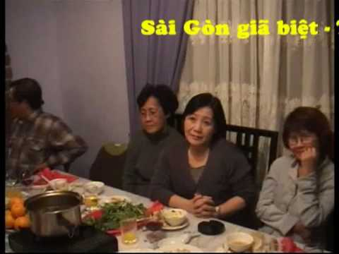 Sài Gòn Giã Biệt   Thúy Phượng video