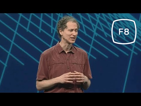 2015 Facebook F8 Michael Abrash 'Why Virtual Reality Will Matter to You'
