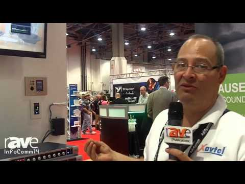 InfoComm 2014: Xavtel Highlights the OCTO Series