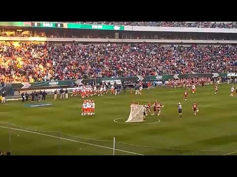 5-25-2013 NCAA Lax SemiFinal Syracuse game winner over Denver