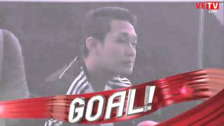 Video clip [13.11.2015] Indonesia vs Korea B [ASIAN CUP 2015]