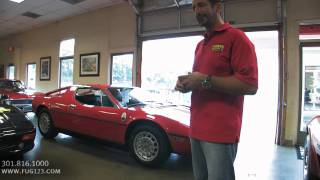 1975 Maserati Merak for sale Flemings with test drive, driving sounds, and walk through video