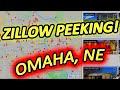 Zillow Peeking - Landlord style - Omaha NE