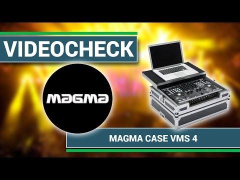 Sicherer Transport deines DJ Controllers! - Magma DJ Case für American Audio VMS4