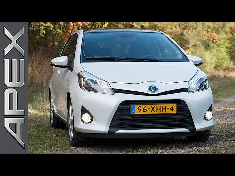 TOYOTA Yaris Hybrid - Review
