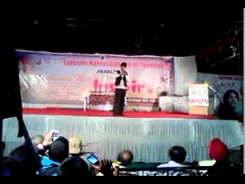 Kumar Vishwas lnct Jabalpur 3 video