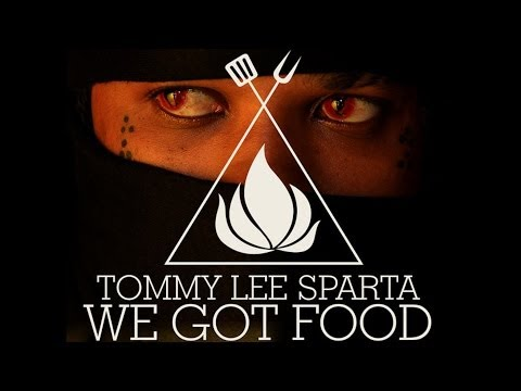 Tommy Lee Sparta - We Got Food - February 2014 video