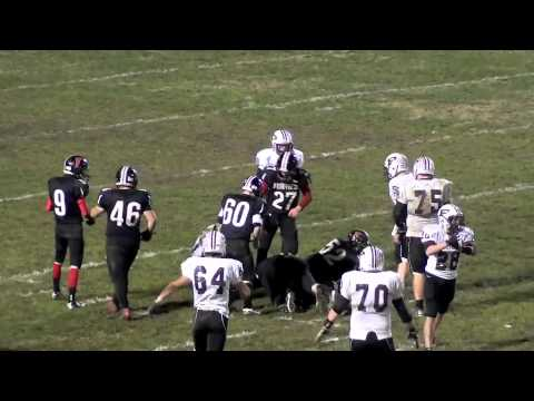 Cody Estep #13 2011 Freshman Highlights (Pikeville High School)