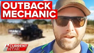 Outback mechanic's ocker job ad swamped with resumes | A Current Affair