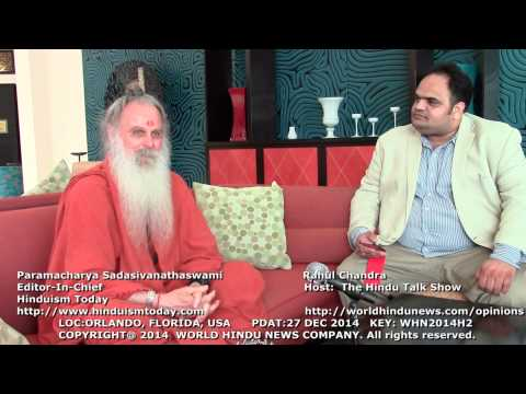 """Hinduism - The Greatest Religion""  Paramacharya Sadasivanathaswami,Hinduism Today"