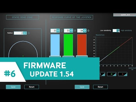 Nacon REVOLUTION #6: New firmware update (1.54)