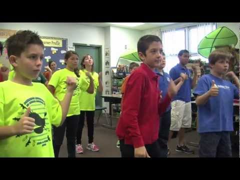 Dancing Class - Phillippi Shores Elementary School