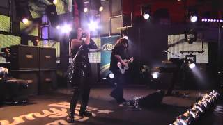 EVANESCENCE  - Going Under - Live On Jimmy Kimmel 2011