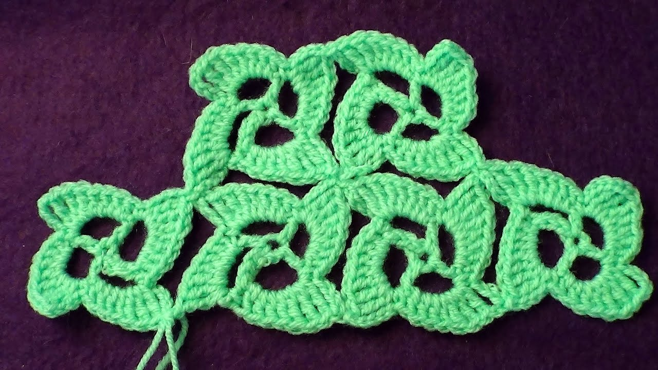 Фото и видио вязание крючком