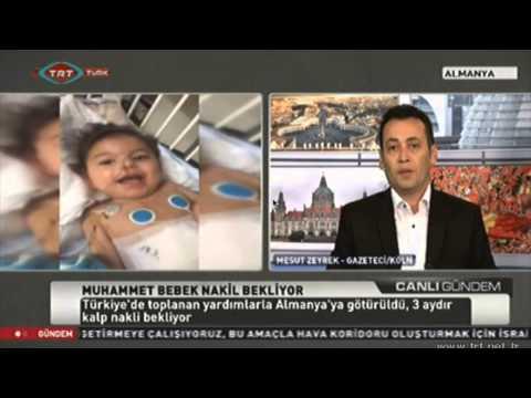 Muhammet Eren Dönmez bebek - TRT Türk - Canlı Gündem