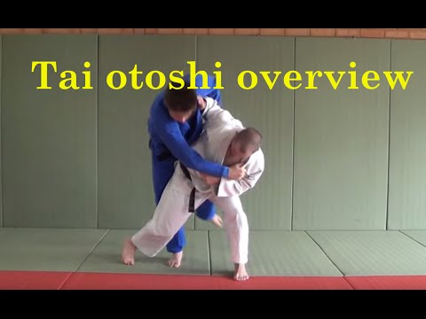 In depth Tai otoshi by Matt D'Aquino of Beyond Grappling Image 1