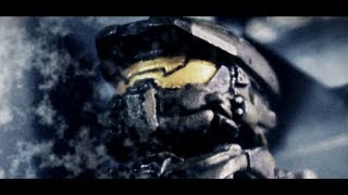 Halo 4 Commissioning Trailer in LEGO