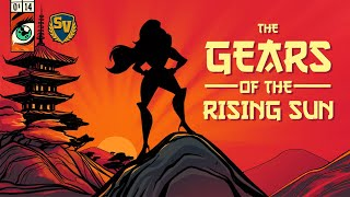 GINGER PANTHER AND THE GEARS OF THE RISING SUN - SOCIETY OF VIRTUE